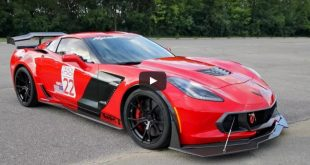 Katech Chevrolette Corvette C7 Z06 310x165 Video: 850 PS Katech Chevrolette Corvette C7 Z06   Test