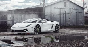 Lamborghini Gallardo LP 560 4 Vellano VM22 Felgen Tuning 1 310x165 Vellano Forged Wheels VKJ am Porsche 911 Turbo (997)