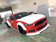 Liberty Walk Widebody Ford Mustang GT VI 5 190x143 In Arbeit   Liberty Walk Widebody Ford Mustang GT (VI)