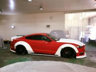 Liberty Walk Widebody Ford Mustang GT VI 8 190x143 In Arbeit   Liberty Walk Widebody Ford Mustang GT (VI)