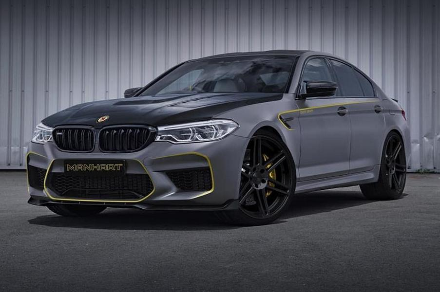 Manhart Performance BMW M5 F90 Tuning 1 Vorschau: Manhart Performance BMW M5 F90 Tuning