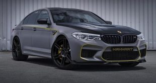 Manhart Performance BMW M5 F90 Tuning 310x165 Vorschau: Manhart Performance BMW M5 F90 Tuning