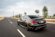 Mode Carbon Bodykit Zito Wheels ZF01 Tuning Mercedes C63 AMG 1 190x126 Mode Carbon Bodykit & Zito Wheels am Mercedes C63 AMG
