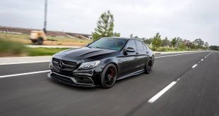 Mode Carbon Bodykit Zito Wheels ZF01 Tuning Mercedes C63 AMG 3 310x165 Audi S5 Sportback (F5) auf ZF01 Zito Wheels in 20 Zoll