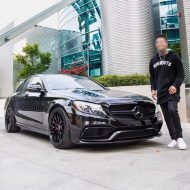 Mode Carbon Bodykit Zito Wheels ZF01 Tuning Mercedes C63 AMG 6 190x190 Mode Carbon Bodykit & Zito Wheels am Mercedes C63 AMG