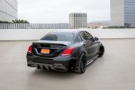Mode Carbon Bodykit Zito Wheels ZF01 Tuning Mercedes C63 AMG 7 190x127 Mode Carbon Bodykit & Zito Wheels am Mercedes C63 AMG