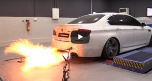 PP Performance BMW M5 F10 with 785PS 310x165 Video: Dyno Test PP Performance BMW M5 F10 with 785PS