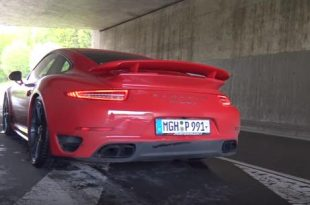 PP Performance Porsche 991 Turbo S Tuning 310x205 Video: Soundcheck 780PS PP Performance Porsche Turbo S