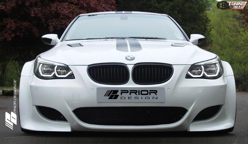 Pdm5 Widebody Bmw M5 E60 By Tuningblogeu