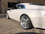 RACE SOUTH AFRICA Rolls Royce Wraith Tuning mattwei%C3%9F 6 190x143 RACE! SOUTH AFRICA   Rolls Royce Wraith in mattweiß