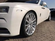 RACE SOUTH AFRICA Rolls Royce Wraith Tuning mattwei%C3%9F 7 190x143 RACE! SOUTH AFRICA   Rolls Royce Wraith in mattweiß
