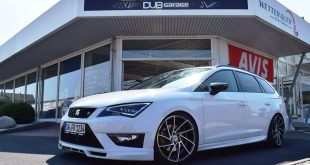 Seat Leon FR Extreme Customs Germany Tuning 3 310x165 Flotter Spanier   Seat Leon FR by Extreme Customs Germany