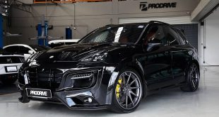 TechArt Magnum Widebody Porsche Cayenne Tuning 1 310x165 22 Zoll BC Forged HCS 02 Felgen am BMW X5 F15 SUV