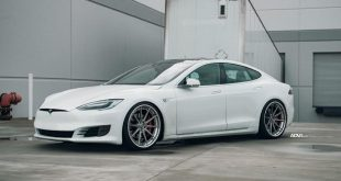 Tesla Model S 22 Zoll ADV.1 ADV10 Tuning 16 310x165 Zero to 60 Designs   Projekt Tesla Model S zur SEMA 2017