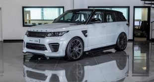 UV 2 Felgen Land Rover Range Tuning 23 310x165 Urban Automotive Bentley Bentayga Widebody auf 24 Zöllern