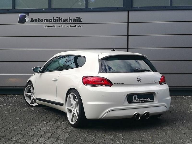VW Scirocco TSI BB Stage 3 Chiptuning 2 R Power   309 PS VW Scirocco TSI mit B&B Stage 3 Kit