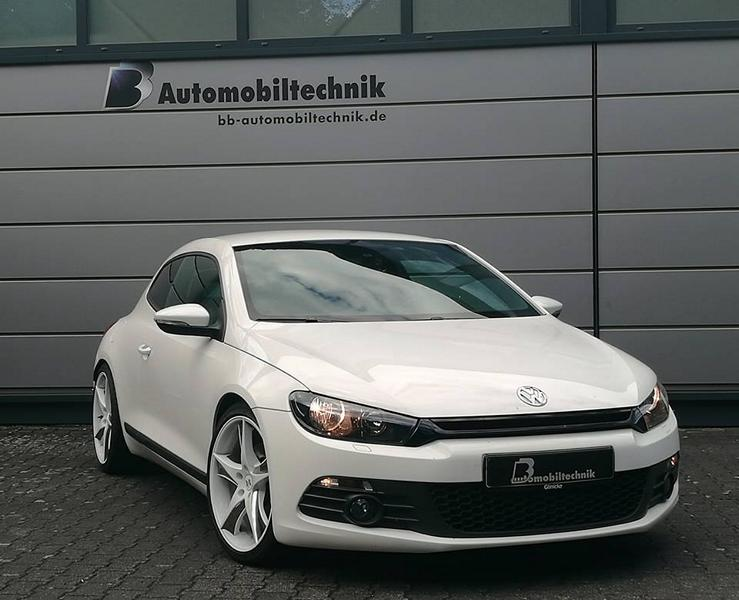 VW Scirocco TSI BB Stage 3 Chiptuning 3 R Power 309 PS VW Scirocco TSI mit B&B Stage 3 Kit