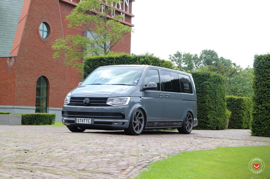 volkswagen vw t6 vossen lc 108t h r deep gewindefahrwerk. Black Bedroom Furniture Sets. Home Design Ideas