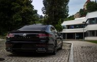 Werk 2 Automotive VW Arteon Airride Tuning 2 190x121 Top   Werk 2 Automotive GmbH zeigt seinen VW Arteon