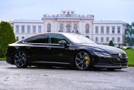 Werk 2 Automotive VW Arteon Airride Tuning 3 190x127 Top   Werk 2 Automotive GmbH zeigt seinen VW Arteon