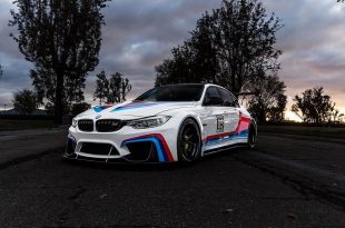 Widebody BMW F80 M3 Racecar Tuning 6 310x205 Total IRRE   Widebody BMW M3 F80 mit 645PS am Rad