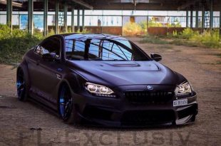 Widebody BMW M6 F13 FL Exclusiv Carstyling Tuning 3 310x205 Oberhammer   Widebody BMW M6 F13 by FL Exclusiv Carstyling
