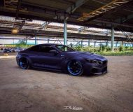 Widebody BMW M6 F13 FL Exclusiv Carstyling Tuning 4 190x160 Oberhammer   Widebody BMW M6 F13 by FL Exclusiv Carstyling