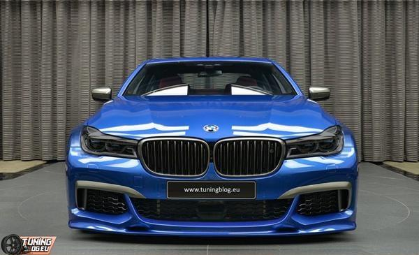 Widebody BMW M760Li xDrive G11 G12 Tuning 2 Fett   Widebody BMW M760LI G12 7er by tuningblog.eu