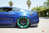 Widebody Ford Mustang Project 6GR Tuning 3 190x127 Verrückt   Widebody Ford Mustang auf Project 6GR Alu's