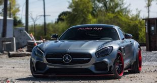 Widebody PD800GT Mercedes AMG GTs Tuning Prior Design 5 310x165 Fett   Widebody Mercedes AMG GTs vom Tuner Auto Art