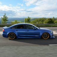 Xenonz Audi A6 C7 Widebody Tuning 10 1 190x190 Mega extrem   Widebody Audi A6 Limo by Xenonz Uk Ltd