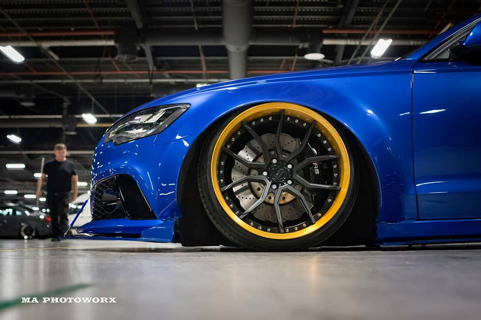 Xenonz Audi A6 C7 Widebody Tuning 12 Mega extrem   Widebody Audi A6 Limo by Xenonz Uk Ltd