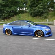 Xenonz Audi A6 C7 Widebody Tuning 2 1 190x190 Mega extrem   Widebody Audi A6 Limo by Xenonz Uk Ltd