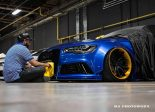 Xenonz Audi A6 C7 Widebody Tuning 20 155x112 Mega extrem   Widebody Audi A6 Limo by Xenonz Uk Ltd