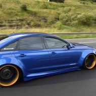 Xenonz Audi A6 C7 Widebody Tuning 5 1 190x190 Mega extrem   Widebody Audi A6 Limo by Xenonz Uk Ltd