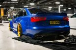 Xenonz Audi A6 C7 Widebody Tuning 6 155x103 Mega extrem   Widebody Audi A6 Limo by Xenonz Uk Ltd