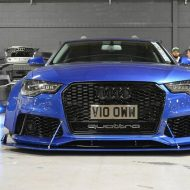 Xenonz Audi A6 C7 Widebody Tuning 7 1 190x190 Mega extrem   Widebody Audi A6 Limo by Xenonz Uk Ltd