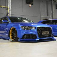Xenonz Audi A6 C7 Widebody Tuning 8 1 190x190 Mega extrem   Widebody Audi A6 Limo by Xenonz Uk Ltd