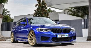2017 Alpha N Performance BMW M5 F90 Tuning 2 310x165 Vorschau   2017 BMW M5 F90 von Alpha N Performance