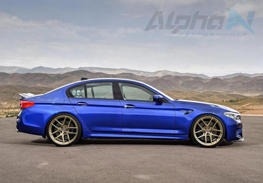 2017 Alpha N Performance BMW M5 F90 Tuning 8 Vorschau   2017 BMW M5 F90 von Alpha N Performance