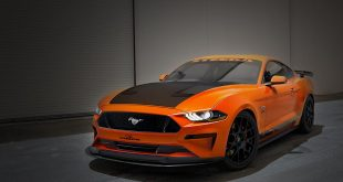 2018 Ford Mustang mit Steeda Q Serie Parts 310x165 Noch vor Produktion   Ford Mustang mit Steeda Q Serie Parts