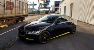 Arden XE Black Edition Styling Paket Tuning 4 310x165 Edel & schnell: ARDEN Jaguar AJ 25 F Pace mit 380 PS
