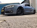 Audi A5 Coupe Mystic Sparkling Blue Tuning 1 155x116 The alternative BB slides Audi A5 Coupe in Mystic Sparkling Blue