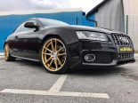 Audi A5 S5 Sparkling Folierung Tuning 15 155x116 Sehr dezent   Audi A5 S5 Coupe in Sparkling X by BB Folien