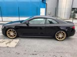 Audi A5 S5 Sparkling Folierung Tuning 7 155x116 Sehr dezent   Audi A5 S5 Coupe in Sparkling X by BB Folien
