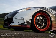 BC Forged Wheels LE53 Nissan 370Z Nismo Tuning 1 190x127 BC Forged Wheels LE53 am extremen Nissan 370Z Nismo