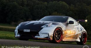 BC Forged Wheels LE53 Nissan 370Z Nismo Tuning 2 310x165 BC Forged Wheels LE53 am extremen Nissan 370Z Nismo