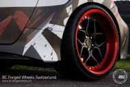 BC Forged Wheels LE53 Nissan 370Z Nismo Tuning 5 190x127 BC Forged Wheels LE53 am extremen Nissan 370Z Nismo