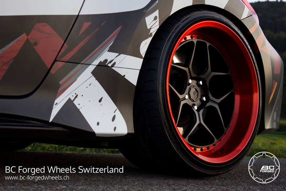 BC Forged Wheels LE53 Nissan 370Z Nismo Tuning (5)
