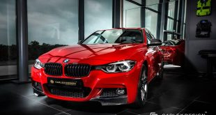 BMW 3er F30 Limousine Carlex Design Interieur Tuning 1 310x165 Mercedes X Klasse Exy Urban   Widebody Kit by Pickup Design